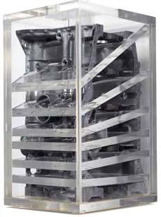 Exposition arman au centre pompidou for Arman accumulation