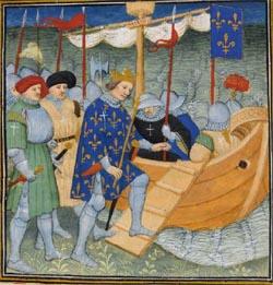 Maître de Boucicaut, Paris, actif entre 1408 et 1420 environ