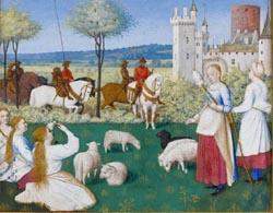 Jean Fouquet, Tours, vers 1420 - Tours, entre 1478 et 1481