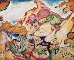 Othon Friesz. Paysage à La Ciotat (1907)